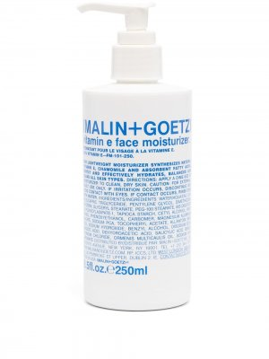 Увлажняющий крем Vitamin E для лица MALIN+GOETZ. Цвет: белый