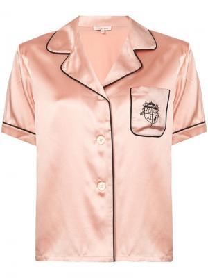 Пижама Melissa Morgan Lane. Цвет: розовый