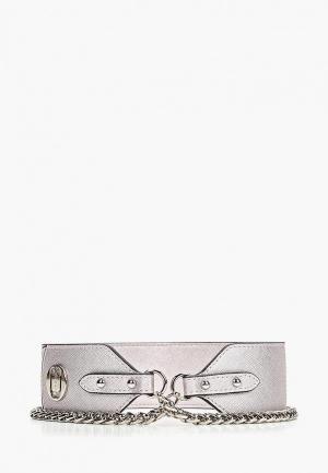 Ремень для сумки Cromia. Цвет: розовый