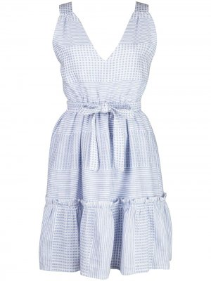 Пляжное платье Semira lemlem. Цвет: белый