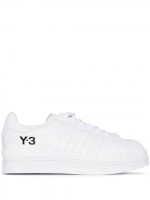 Кроссовки Hicho Y-3. Цвет: белый