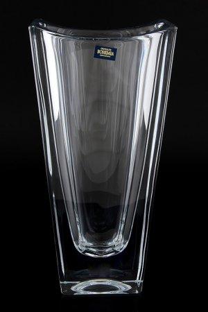 Ваза 30 см Crystalite Bohemia. Цвет: прозрачный