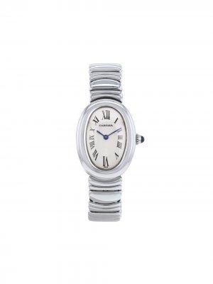 Наручные часы Baignoire pre-owned 20 мм 1990-х годов Cartier. Цвет: нейтральные цвета