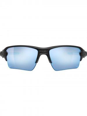 Солнцезащитные очки Flak 2.0 Xl Oakley. Цвет: черный