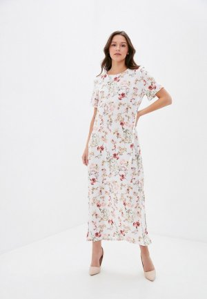 Платье Winzor. Цвет: белый