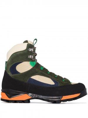 Ботинки Civetta Diemme. Цвет: зеленый