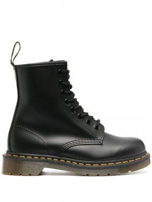 Ботинки 1460 Dr. Martens. Цвет: черный