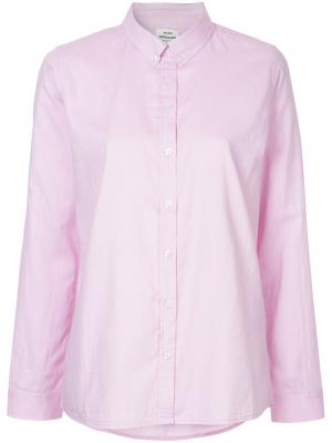 Рубашка Selma Mads Nørgaard. Цвет: розовый