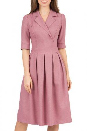 Платье Olivegrey. Цвет: лиловый