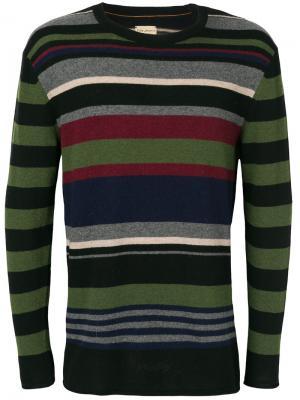 Свитер в полоску Nudie Jeans Co. Цвет: многоцветный