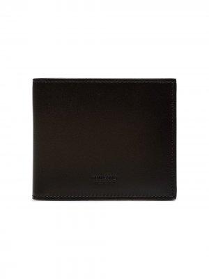 Складной бумажник Tom Ford. Цвет: коричневый