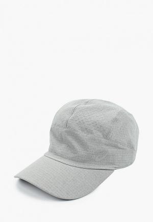Бейсболка ASICS. Цвет: серый