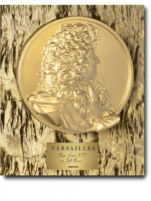 Книга Versailles: From Louis XIV to Jeff Koons (SE) Assouline. Цвет: зеленый