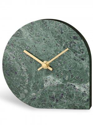 Настольные часы AYTM. Цвет: зеленый