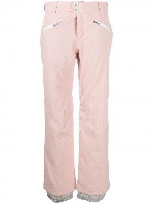 Лыжные брюки Relax свободного кроя Rossignol. Цвет: розовый