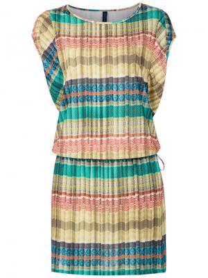 Irere printed tunic Lygia & Nanny. Цвет: разноцветный