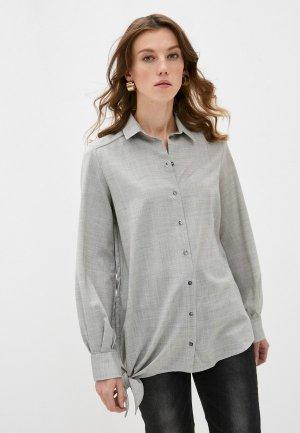 Рубашка Iro. Цвет: серый
