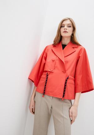 Куртка Max&Co. Цвет: красный