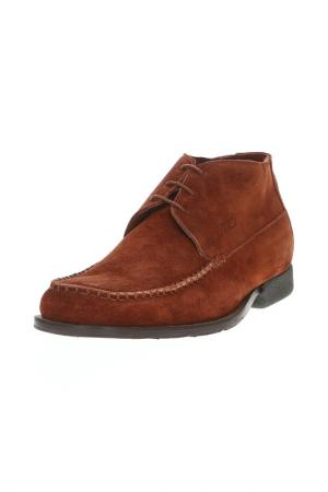 Ботинки MOMO DESIGN. Цвет: коричневый