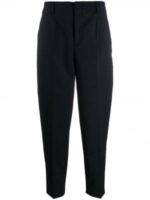 Укороченные зауженные брюки Karlie Filippa K. Цвет: черный