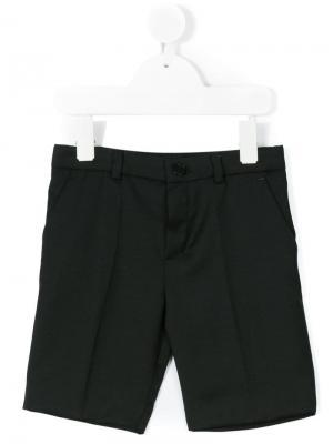 Классические шорты Paul Smith Junior. Цвет: черный