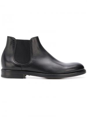 Ботинки челси Doucal's. Цвет: черный