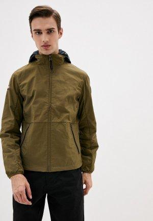 Куртка Napapijri. Цвет: хаки