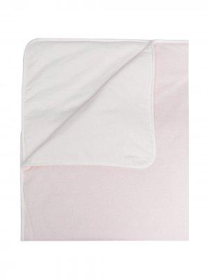 Дутое одеяло Fendi Kids. Цвет: розовый