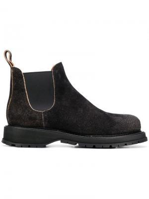 Ботинки-челси Buttero. Цвет: коричневый