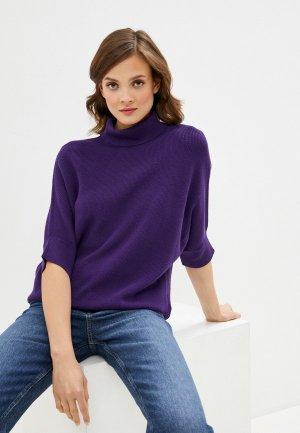 Джемпер UNQ. Цвет: фиолетовый