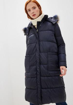 Куртка утепленная Canadian. Цвет: синий