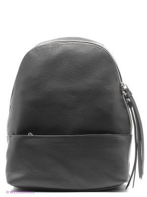 Рюкзак с ручкой Avanzo Daziaro. Цвет: серый