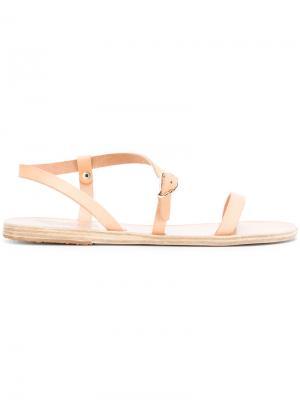 Сандалии Niove Ancient Greek Sandals. Цвет: нейтральные цвета