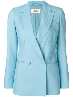 Double breasted blazer Ports 1961. Цвет: синий