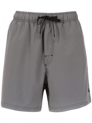 Swim shorts Osklen. Цвет: серый
