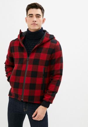 Куртка Brian Dales. Цвет: красный