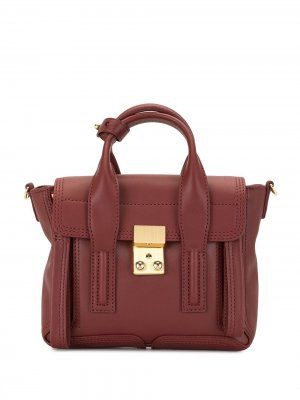 PASHLI MINI SATCHEL 3.1 Phillip Lim. Цвет: красный