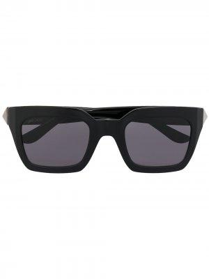Солнцезащитные очки Maikas Jimmy Choo Eyewear. Цвет: черный