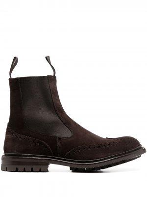 Trickers ботинки Henry Country Dealer Tricker's. Цвет: коричневый