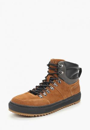 Ботинки Mexx. Цвет: коричневый