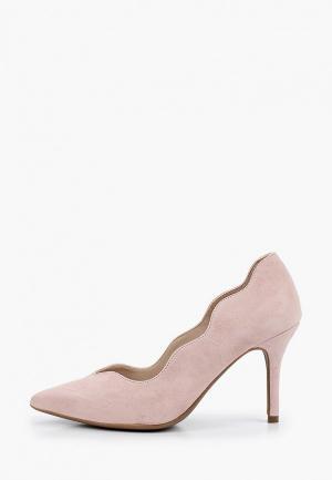Туфли Lamania. Цвет: розовый