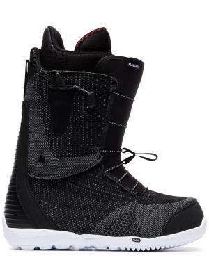 Ботинки для катания на сноуборде Almighty Burton Ak. Цвет: чёрный
