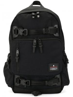 Рюкзак на молнии Jade B.U. Evolution Makavelic. Цвет: черный