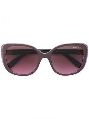 Солнцезащитные очки Show Your Vogue Eyewear. Цвет: синий