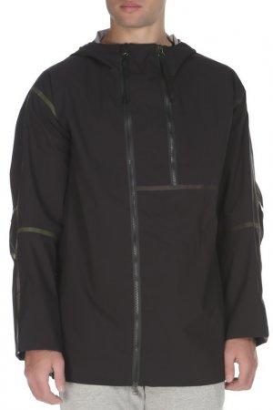 Куртка MAHARISHI. Цвет: черный