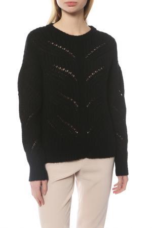Пуловер Peserico. Цвет: черный