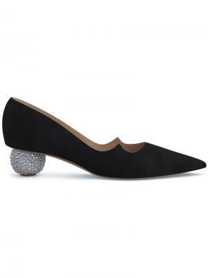 Туфли-лодочки Ankara Paul Andrew. Цвет: черный