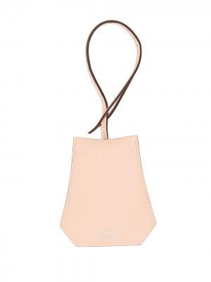 Ключница Narcisse pre-owned Hermès. Цвет: розовый