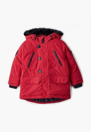 Куртка утепленная Koton. Цвет: красный