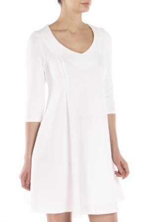 Платье Nuova Vita. Цвет: белый